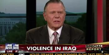 Fox News' Military Analyst Blames Maliki And Iraq Troops For Folding Under Pressure