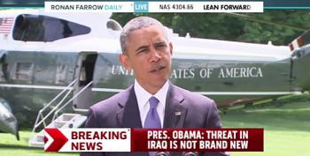 President Obama Will Not Send Troops To Iraq