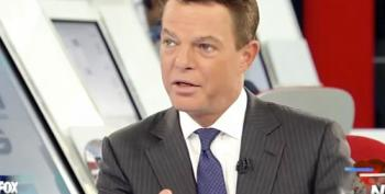Shep Smith Says Iraq War Hawks Who Lied To Us Are Doing It Again.