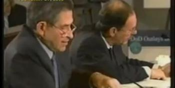 2003 Iraq War Testimony From Paul Wolfowitz During The Bush Administration