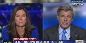CNN's Erin Burnett Grills Paul Bremer On Iraq