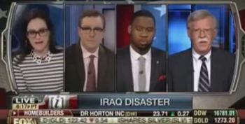 Fox Business' The Independents Take On John Bolton Over Iraq