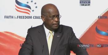 Herman Cain: 'Stupid People Are Ruining America And I'm Glad Some Of Them Stay Home'