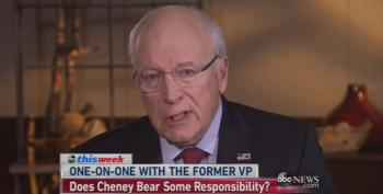 Dick Cheney: It's A Waste Of Time To Complain About Spilled Milk Over Original Iraq War Claims