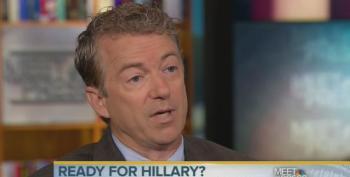 Rand Paul Repeats Debunked Benghazi Lies On Meet The Press