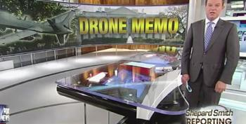Drone Memo Released Today That Authorized The Killing Of U.S. Citizen