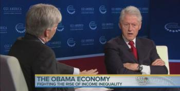 Gregory Asks Clinton If He Can Really Blame Boehner And GOP For Impeding Economic Growth