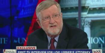 Lerner Attorney On Congressional Hearings: 'No Pretense That This Would Be A Fair Process'