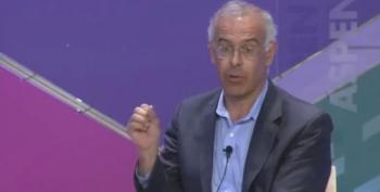 David Brooks Tells Katie Couric He Makes His Assistant Read The Comments Section Of His Blog