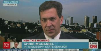 Chris McDaniel Says He'll Challenge Mississippi Runoff Election Results