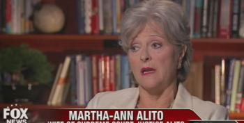 Fox News Sunday Runs Fluff Piece For Justice Alito's Wife