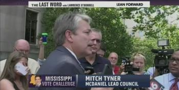 McDaniel Lawyer Claims They've Found 'Thousands' Of Ineligible Voters