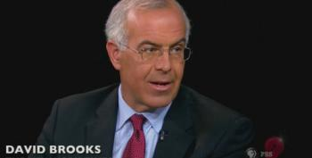 David Brooks Blames Polarization In Washington On 'Instant Response To Telegrams And Emails'