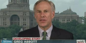 Texas AG Abbott Prepares To Sue Obama Administration Over Immigration