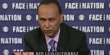 Rep. Luis Gutierrez Calls Out Republican Hypocrisy On Following Immigration Law