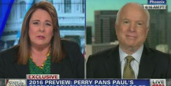 McCain: Rand Paul Part Of The 'Fortress America' Wing Of The Republican Party