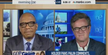Eugene Robinson Fact-Checks Joe Scarborough On Holder Quote