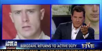 Eric Bolling: Sgt. Bergdahl Belongs Behind A Desk In Gitmo