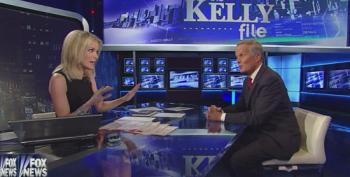 Fox's Kelly Helps Out With Akin's Rehab Effort