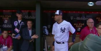 Derek Jeter's Awesome Last All Star Appearance 2014