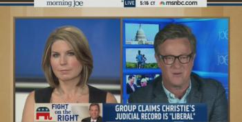 Scarborough And Wallace Downplay Christie's Bridgegate Problem