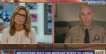 CNN's Costello Asks Wingnut Sheriff Why He's Fearmongering Instead Of Doing His Job