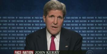 Kerry: 'Enormous Amount Of Evidence' Points To Russian Involvement In MH17 Crash