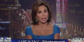 Fox's Pirro Demands Obama Put On His 'Big Boy Pants' In Yet Another Insane Rant