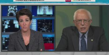 Bernie Sanders: Paying For Veterans Should Also Be A Cost Of War