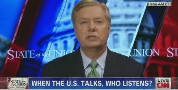 Graham: The U.N. Is Becoming 'Anti-Semitic'