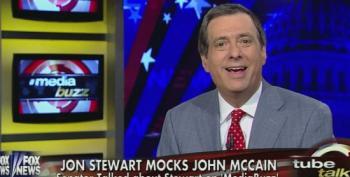Howard Kurtz Shamelessly Begs Jon Stewart To Have Him On The Daily Show