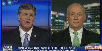 Hannity Salivates For Executions By Firing Squad... Again
