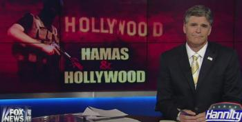 Hannity Responds To Russell Brand By Taking Him Out Of Context And Name Calling