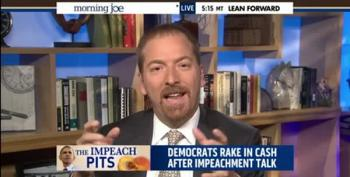 Chuck Todd: Both Sides Playing Impeachment Games
