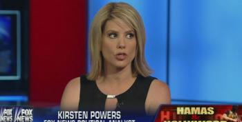 Kirsten Powers Calls Out Hannity For Distorting Pelosi's Words On Hamas