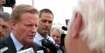 Roger Goodell Defends Two-Game Suspension Of Ray Rice