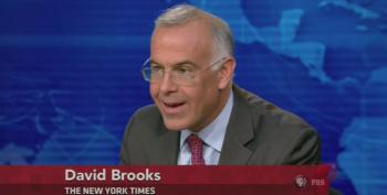 Brooks Blames Republican Infighting On The 'Palin-ization Of Parts Of The GOP'