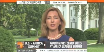 "MSNBC Claims Obama Wants African Summit To Succeed Because ""He's From Kenya"""