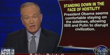 O'Reilly Attacks Obama For 'Sitting On The Sidelines' As ISIS Advances
