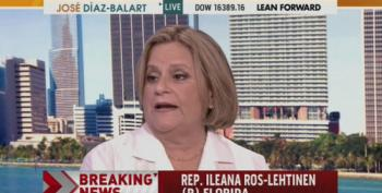 Rep. Ros-Lehtinin: Obama 'Pulled The Rug' On Congress By Going To Congress