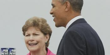 Fox Attacks Jeanne Shaheen And ACA During Hour-Long Free Campaign Ad For Scott Brown