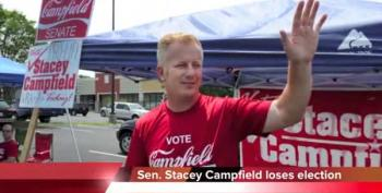 State Senator Stacey Campfield Gets Drubbed In Primary