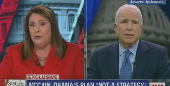McCain Attacks Obama For Honoring Bush's Status Of Forces Agreement