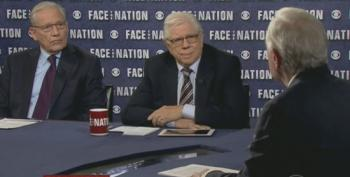 Woodward And Bernstein Discuss Watergate And Nixon's Resignation 40 Years Later