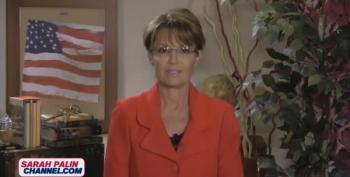 Sarah Palin's Gibberish About Fast Food...Elizabeth Warren...Liberals..& Stuff