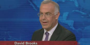 David Brooks Hopes Someone At The New York Times Is Investigating Militarization Of Police Departments