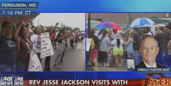 Bill O'Reilly Calls In While On Vacation To Attack Al Sharpton And Jesse Jackson