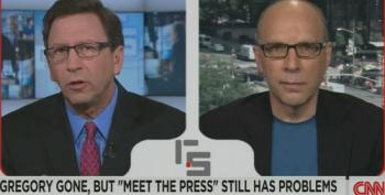 Jay Rosen:  David Gregory Showed Almost Fatal Lack Of Self Awareness