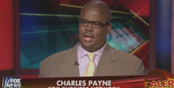 Fox's Charles Payne Blames President Obama, Not Poverty, For Unrest In Black Community