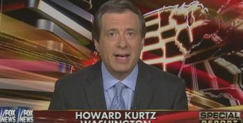 Howard Kurtz Attacks Media For 'Driving Racially Divisive Debate' With Ferguson Coverage